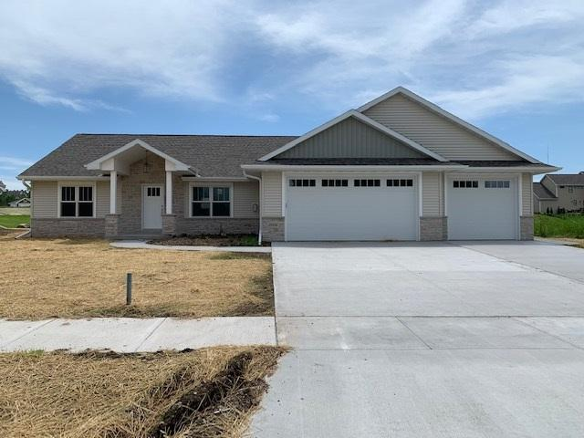 2006 Dollar Road, De Pere, WI 54115 (#50202215) :: Todd Wiese Homeselling System, Inc.