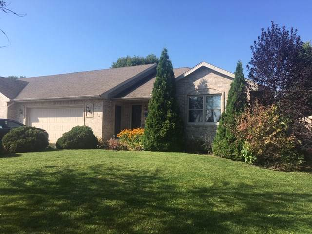 702 Prairie Court #1, Luxemburg, WI 54217 (#50211139) :: Symes Realty, LLC