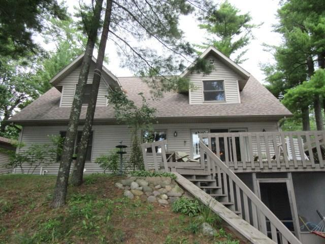 N2158 Chicago Point Road, Wautoma, WI 54982 (#50188696) :: Dallaire Realty