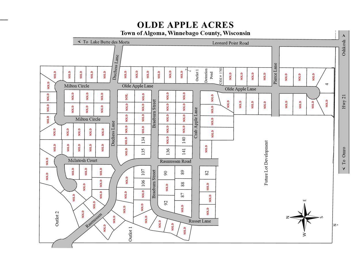 1222 Olde Apple Lane - Photo 1