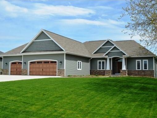 N7701 Redtail Lane, Malone, WI 53049 (#50178573) :: Dallaire Realty
