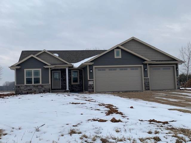 4139 Hayfield Drive, Omro, WI 54963 (#50224479) :: Todd Wiese Homeselling System, Inc.
