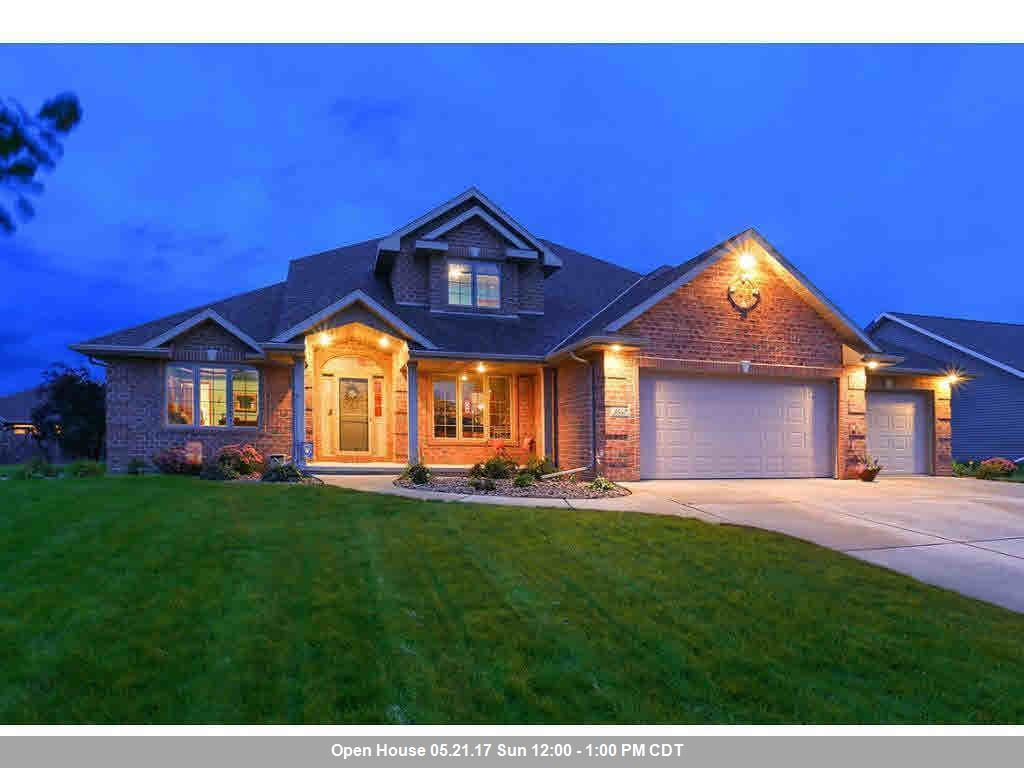 3567 Spyglass Hill Drive, Green Bay, WI 54311 (#50156634) :: Dallaire Realty