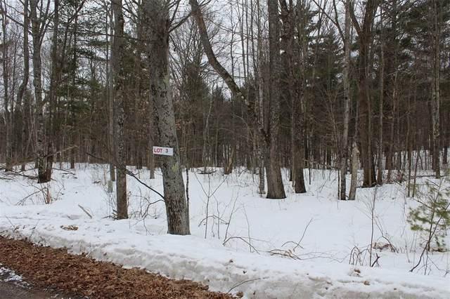 Lot 3 Hidden Woods Dr, Hayward, WI 54843 (MLS #1517138) :: RE/MAX Affiliates