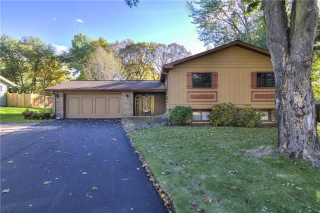 1423 E Hamilton Avenue, Eau Claire, WI 54701 (MLS #1525159) :: The Hergenrother Realty Group