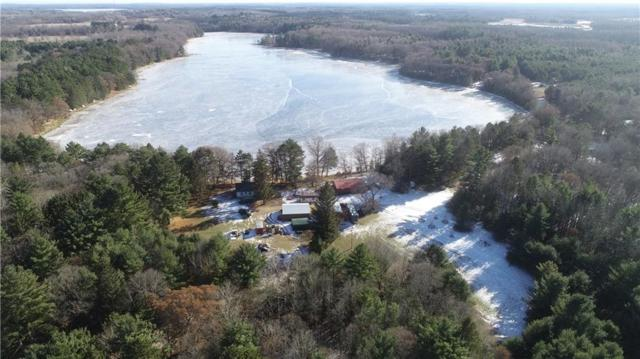 6083 Pike Lake Rd, Webster, WI 54893 (MLS #1525804) :: The Hergenrother Realty Group