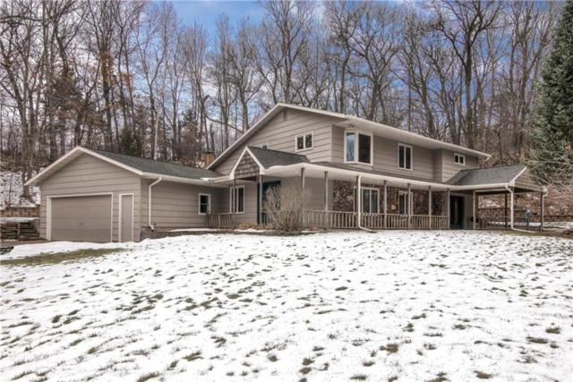 4810 S Lowes Creek Road, Eau Claire, WI 54701 (MLS #1527000) :: The Hergenrother Realty Group