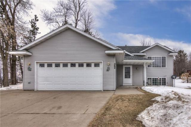 264 Panther Drive, Ellsworth, WI 54011 (MLS #1528382) :: The Hergenrother Realty Group