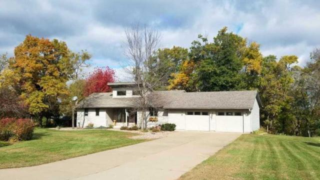 6732 South Shore Drive, Altoona, WI 54720 (MLS #1528407) :: The Hergenrother Realty Group