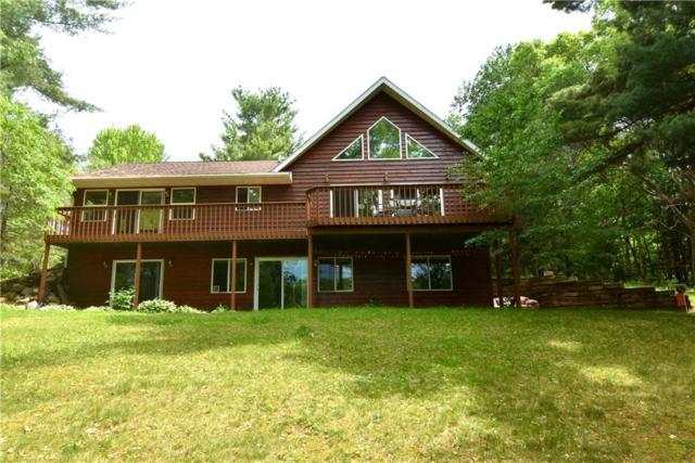 2581 7th Avenue, Chetek, WI 54728 (MLS #1532153) :: The Hergenrother Realty Group