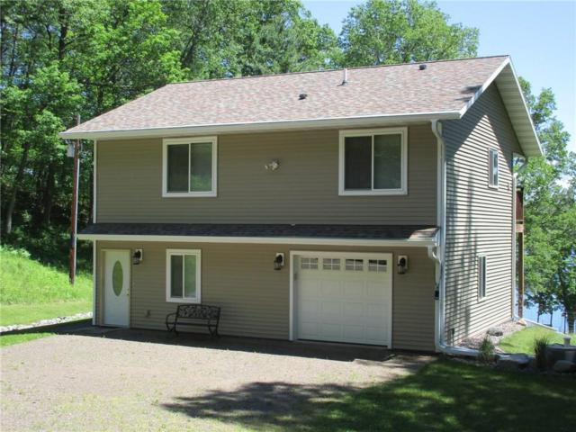 W15244 Bear Lake Road, Chetek, WI 54728 (MLS #1532279) :: The Hergenrother Realty Group