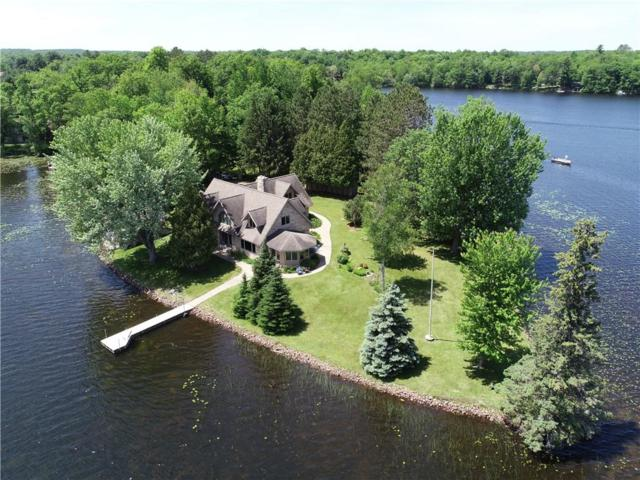 N360 Park Drive, New Auburn, WI 54757 (MLS #1532357) :: The Hergenrother Realty Group