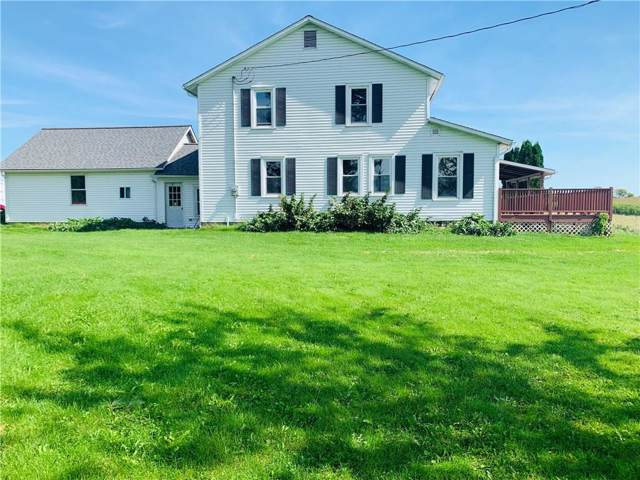 1828 7th Avenue, Chetek, WI 54728 (MLS #1535900) :: The Hergenrother Realty Group