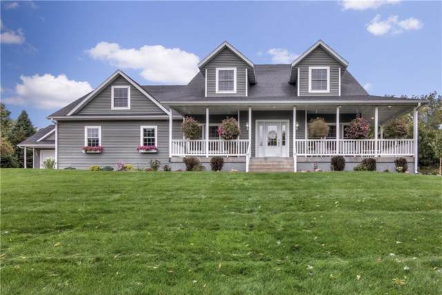 E4970 Queens Drive, Eleva, WI 54701 (MLS #1536004) :: The Hergenrother Realty Group
