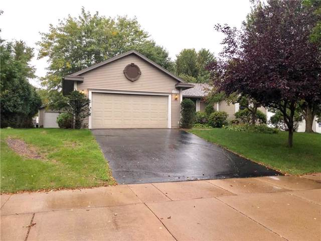 941 Violet Avenue, Eau Claire, WI 54701 (MLS #1536007) :: The Hergenrother Realty Group