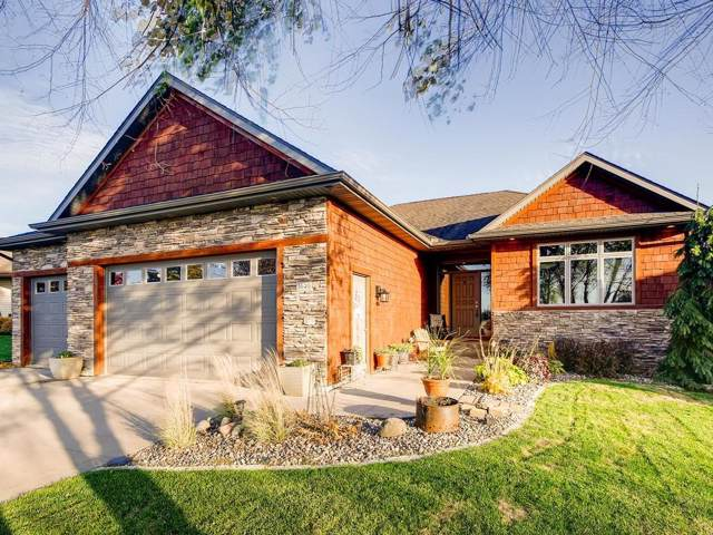 1640 Valley Quail Drive, River Falls, WI 54022 (MLS #1537147) :: The Hergenrother Realty Group