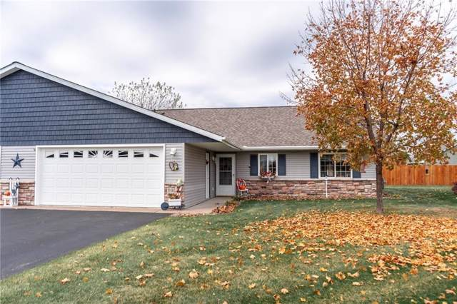 1033 W Ridge Court #21, New Richmond, WI 54017 (MLS #1537783) :: The Hergenrother Realty Group