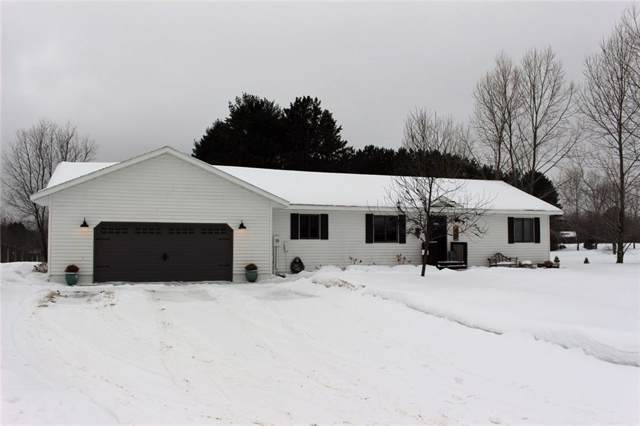 1205 Badger Street, Spooner, WI 54801 (MLS #1538636) :: The Hergenrother Realty Group