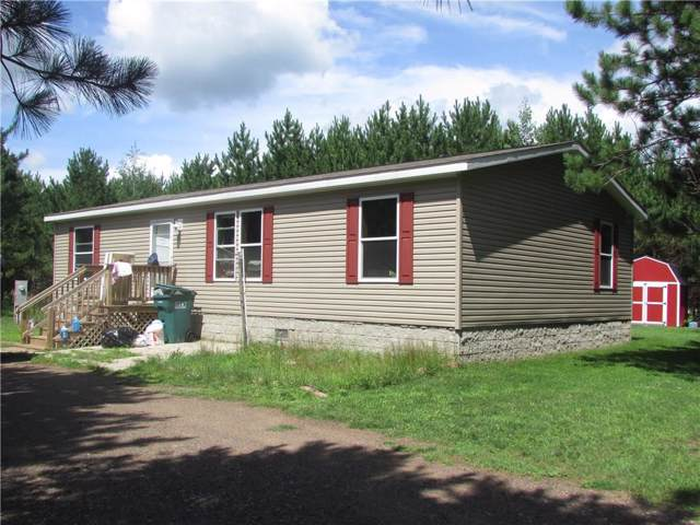 N7707 Miller Lane, Trego, WI 54888 (MLS #1538697) :: The Hergenrother Realty Group