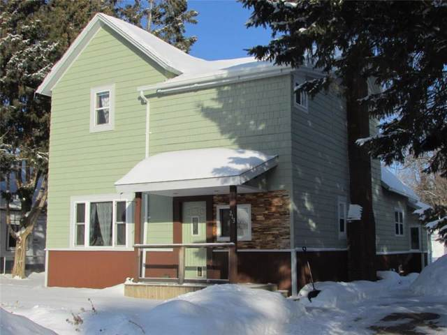 213 3rd Avenue, Shell Lake, WI 54871 (MLS #1538753) :: The Hergenrother Realty Group