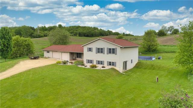N8778 State Rd 79, Boyceville, WI 54725 (MLS #1542601) :: The Hergenrother Realty Group