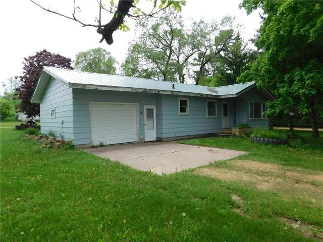934 West Street, Boyceville, WI 54725 (MLS #1542651) :: The Hergenrother Realty Group