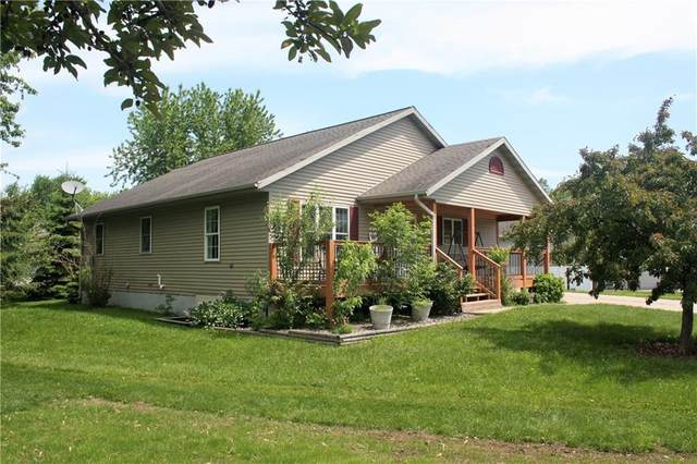 149 Wisconsin Court, Fall Creek, WI 54742 (MLS #1542852) :: The Hergenrother Realty Group