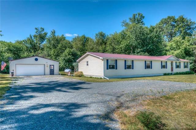 2212 75th Avenue, Osceola, WI 54020 (MLS #1543620) :: The Hergenrother Realty Group