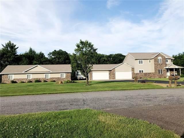 1575 E Park Creek Road, Fall Creek, WI 54742 (MLS #1543950) :: RE/MAX Affiliates