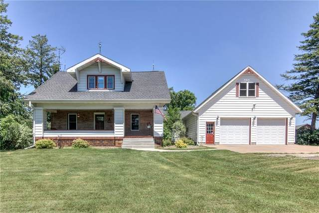 W13434 Call Road, Osseo, WI 54758 (MLS #1544174) :: The Hergenrother Realty Group