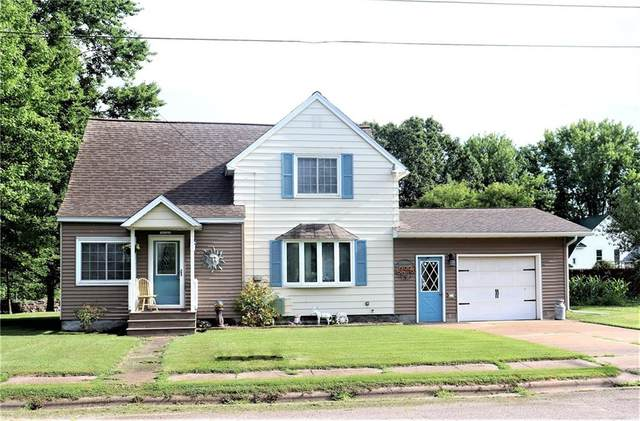 18348 Melby Street, Whitehall, WI 54773 (MLS #1544322) :: The Hergenrother Realty Group