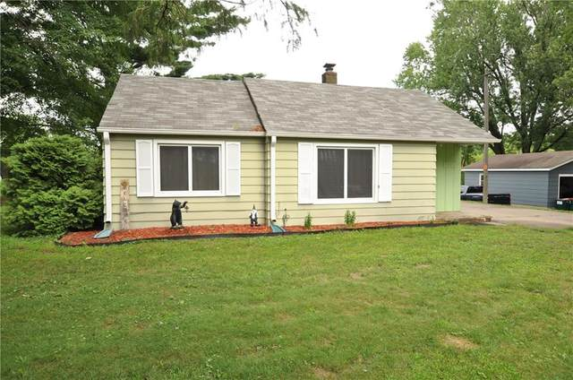 9346 E Beaver Creek Road, Fall Creek, WI 54742 (MLS #1544925) :: RE/MAX Affiliates