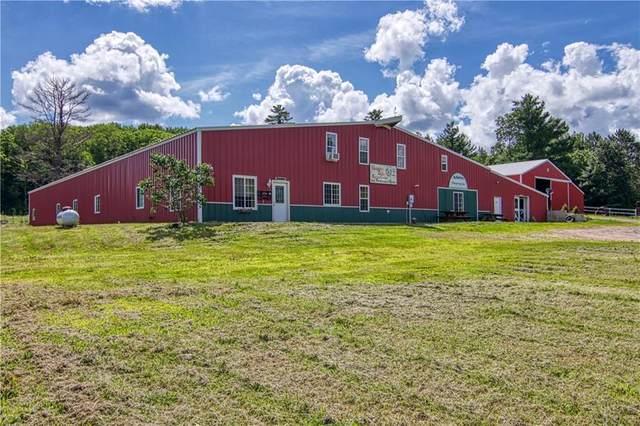 N8430 County Hwy E, Hayward, WI 54843 (MLS #1545185) :: RE/MAX Affiliates