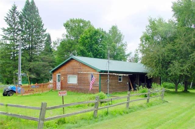 W15569 Cty Road F & O, Weyerhaeuser, WI 54728 (MLS #1545204) :: RE/MAX Affiliates