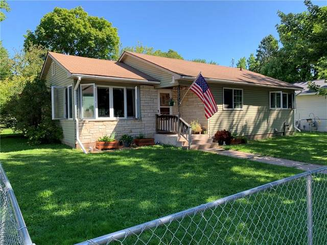 221 6TH AVENUE, Shell Lake, WI 54871 (MLS #1545597) :: The Hergenrother Realty Group