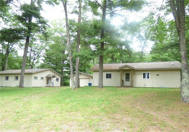 W609 & W611 Strabel Road, Stone Lake, WI 54876 (MLS #1545627) :: The Hergenrother Realty Group