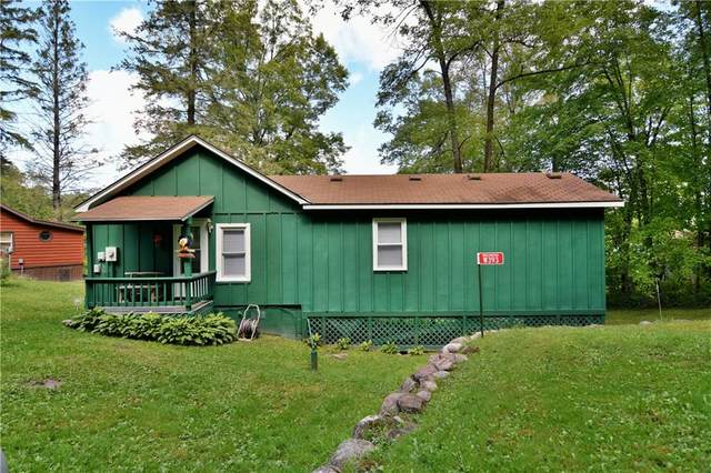 W393 County Hwy Dd, Birchwood, WI 54817 (MLS #1546568) :: The Hergenrother Realty Group