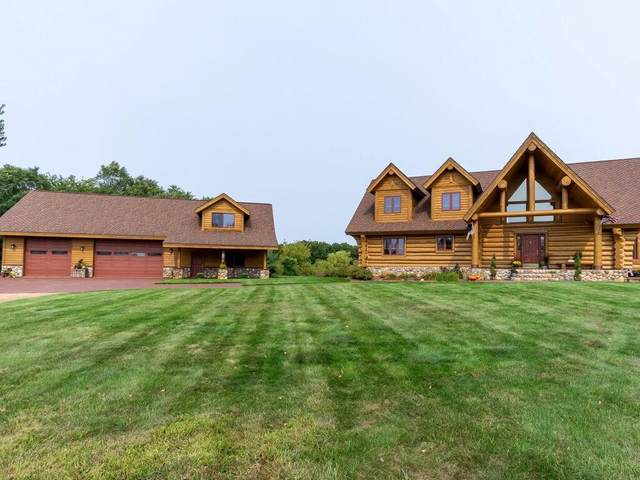 4050 N County Road H, Elk Mound, WI 54739 (MLS #1546890) :: RE/MAX Affiliates
