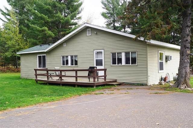 60972 County Hwy M, Clam Lake, WI 54517 (MLS #1547744) :: RE/MAX Affiliates