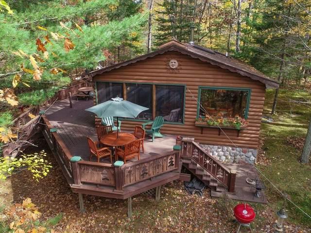 5669 N Ham Lake Lane, Stone Lake, WI 54876 (MLS #1547919) :: RE/MAX Affiliates