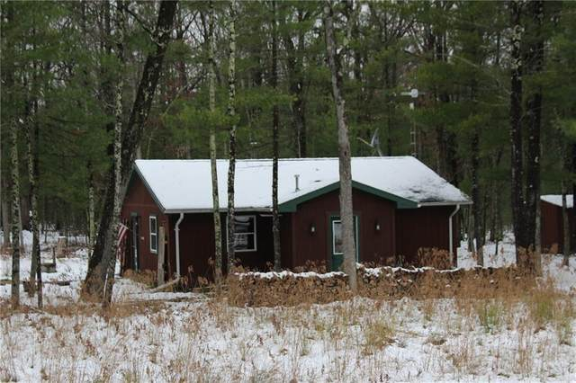 S10460 County Road H, Fairchild, WI 54741 (MLS #1548292) :: The Hergenrother Realty Group