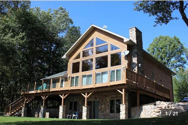 W12629 Fireside Lake Road, New Auburn, WI 54757 (MLS #1548304) :: RE/MAX Affiliates