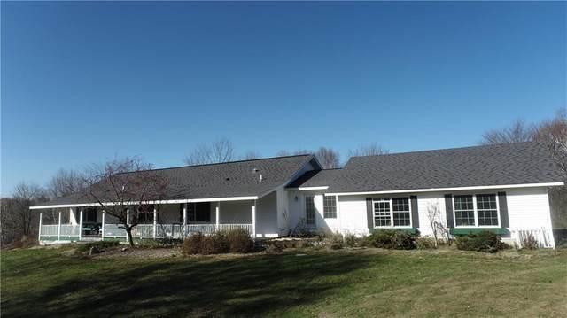 W13148 Old Hwy D, New Auburn, WI 54757 (MLS #1548533) :: RE/MAX Affiliates