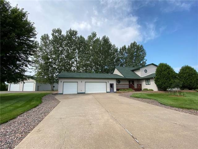 424 Babes Lane, Cameron, WI 54822 (MLS #1548546) :: RE/MAX Affiliates