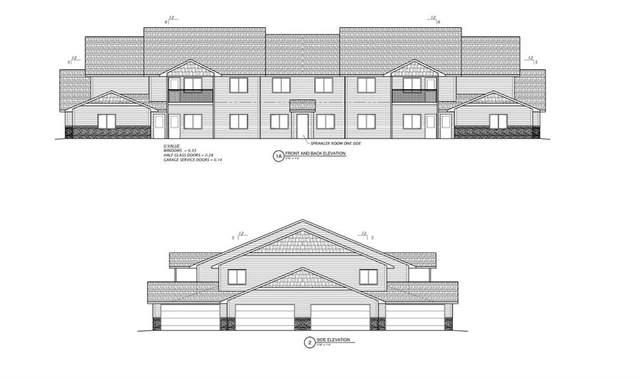 Lot 1 Hong Street 1-8, Altoona, WI 54720 (MLS #1548794) :: RE/MAX Affiliates