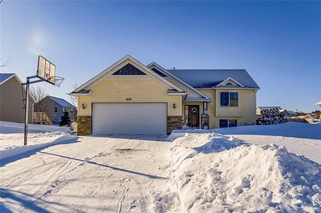 441 Fox Way, New Richmond, WI 54017 (MLS #1549605) :: The Hergenrother Realty Group