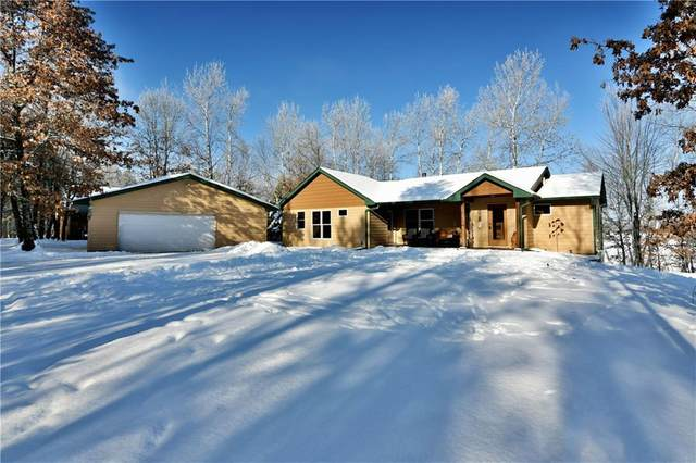 7594 W County Hwy E, Spooner, WI 54801 (MLS #1549710) :: RE/MAX Affiliates