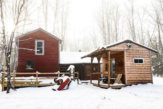 N4916 Lake Winter Road, Winter, WI 54896 (MLS #1549864) :: RE/MAX Affiliates
