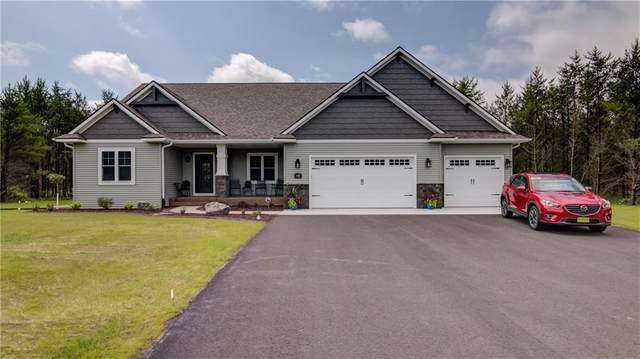 Lot 24 Trilogy Road, Eau Claire, WI 54701 (MLS #1550313) :: RE/MAX Affiliates