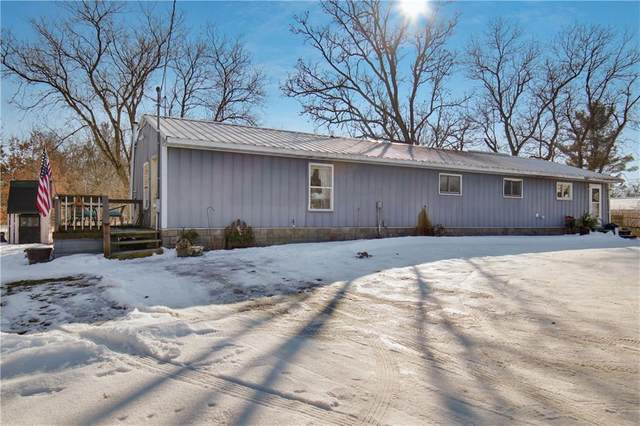 E8598 895th Avenue A,B, Colfax, WI 54730 (MLS #1550821) :: The Hergenrother Realty Group